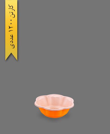 کاسه اطلسی 220 رنگی - ظروف یکبار مصرف ام پی
