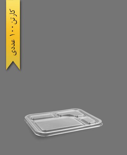 درب سلفی 4 خانه - ظرف یکبار مصرف ام پی