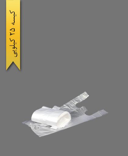 نایلکس 30×40 شفاف 2 کیلویی - محصولات یکبار مصرف راسا