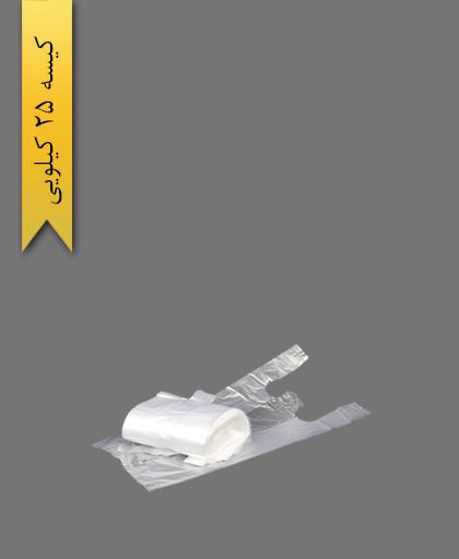 نایلکس 25×35 شفاف 1 کیلویی - محصولات یکبار مصرف راسا