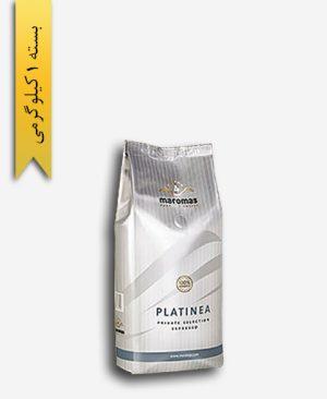 قهوه اسپرسو پلاتینیا ( دانه ) - ماروماس سوئیس