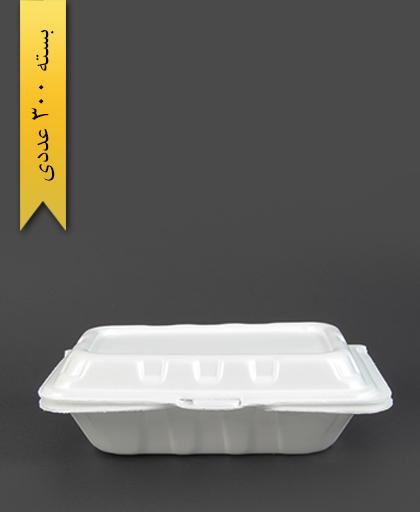 فوم تک پرس - ظروف یکبار مصرف پارت نگین