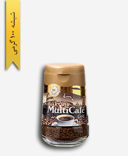 قهوه فوری گلد - مولتی کافه