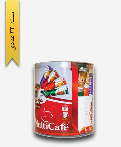بسته ویژه به همراه ماگ هدیه - مولتی کافه
