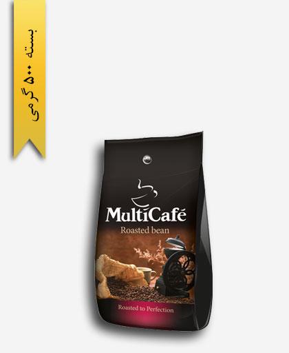 دانه قهوه رست شده - مولتی کافه