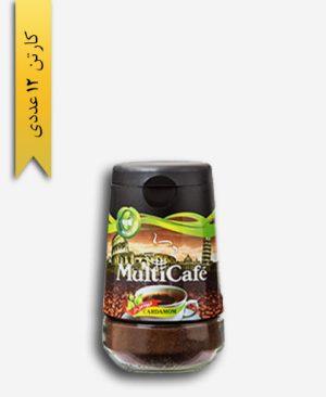 قهوه فوری هل دار - مولتی کافه