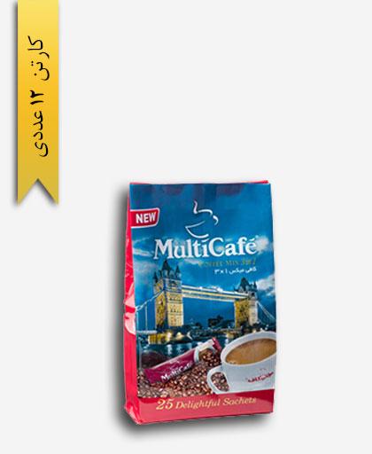 کافی میکس 3در1 - مولتی کافه
