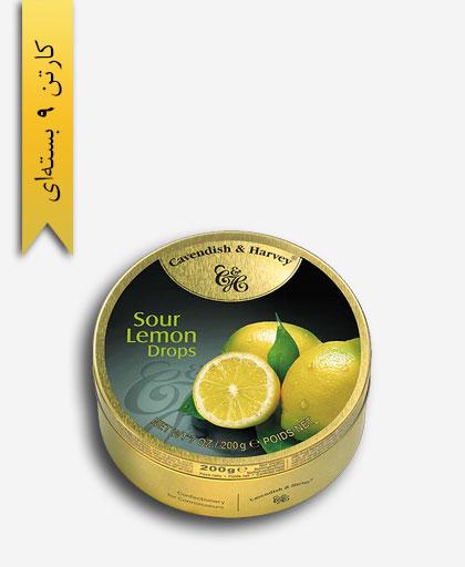 آبنبات لیمو ترش - کاوندیش و هاروی
