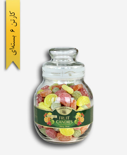 آبنبات مخلوط میوه - کاوندیش و هاروی