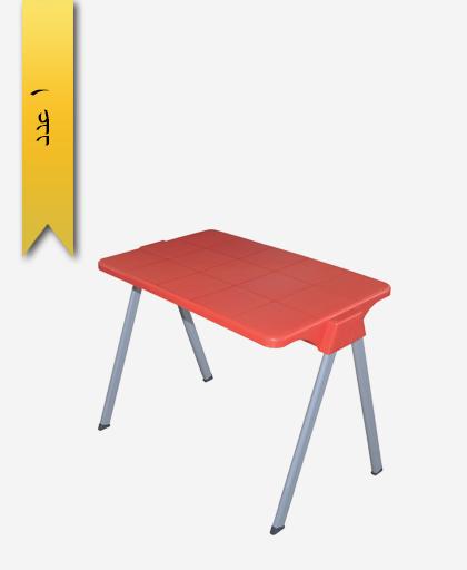 میز عسلی پایه فلزی - آذران تحریرات