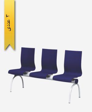 صندلی نیمکتی سه نفره پاسارگاد - آذران تحریرات