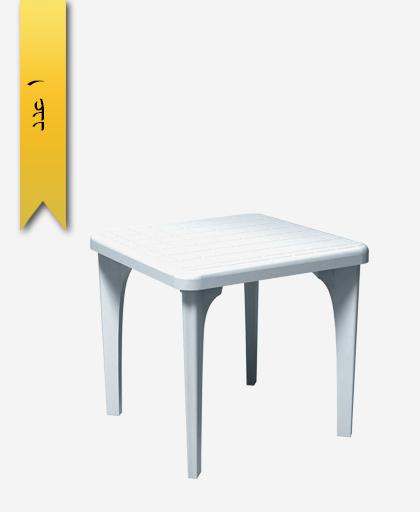 میز پلاستیکی مربع - آذران تحریرات