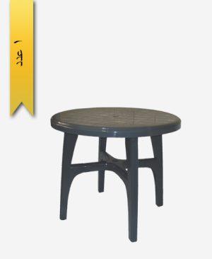 میز پلاستیکی گرد - آذران تحریرات