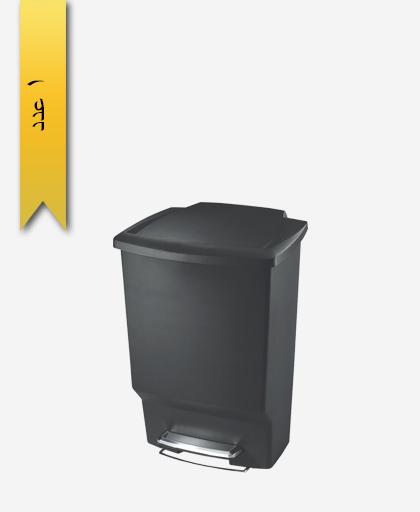 سطل زباله پدالی آلفا - آذران تحریرات