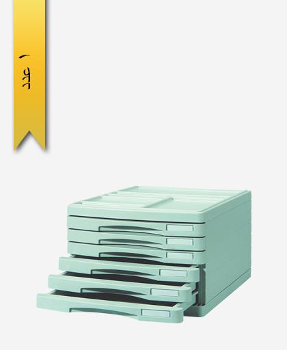 فایل کشویی رومیزی F6 - آذران تحریرات
