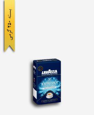 قهوه اسپرسو ایتالینو دی کافئین پودر - لاوازا