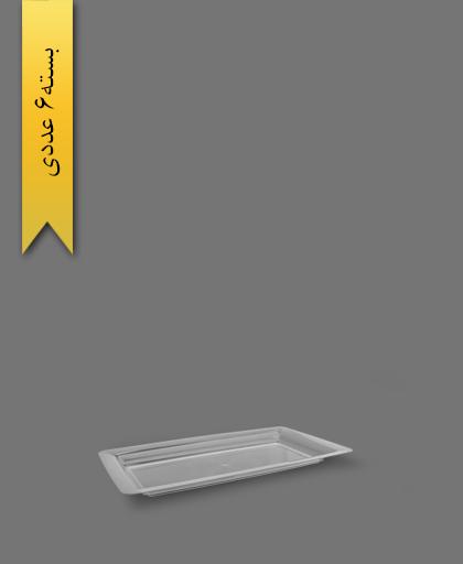 دیس دیپلمات شفاف کوچک - ظروف یکبار مصرف طب پلاستیک