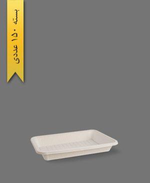 ظرف بسته بندی گیاهی - ظروف گیاهی یکبار مصرف آملون