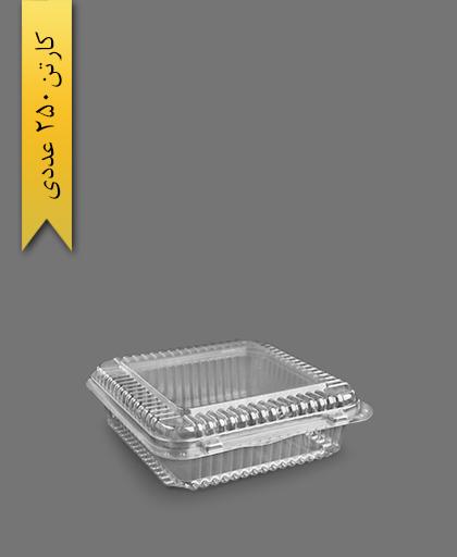 ظرف رویال کوتاه - ظروف یکبار مصرف پرشیا