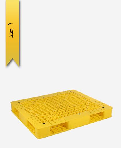 پالت 110 × 130 کد 132 - مصنوعات پلاستیکی سبلان پلاستیک
