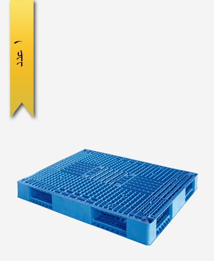 پالت 110 × 130 کد 133 - مصنوعات پلاستیکی سبلان پلاستیک