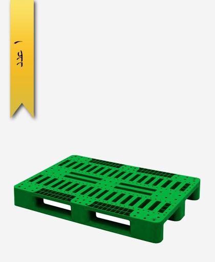 پالت 80 × 120 کد 137 - مصنوعات پلاستیکی سبلان پلاستیک