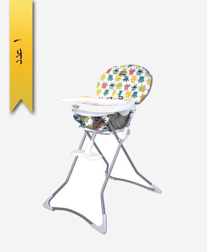 صندلی غذا خوری کودک کد 2-13 - لوازم کودک و سیسمونی دلیجان