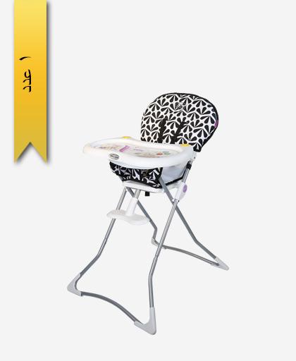 صندلی غذا خوری کودک کد 4-13 - لوازم کودک و سیسمونی دلیجان