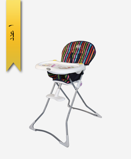 صندلی غذا خوری کودک کد 3-13 - لوازم کودک و سیسمونی دلیجان