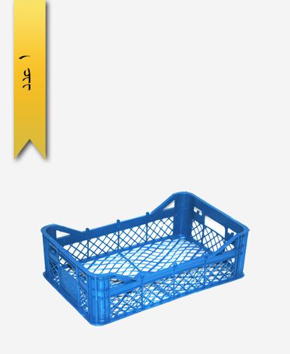سبد میوه پلاستیکی 6kg کد A - نویان پلاست