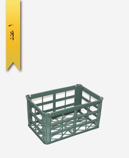 سبد کاهو پلاستیکی 20kg کد I - نویان پلاست