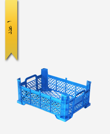 سبد میوه پلاستیکی 3kg کد D - نویان پلاست