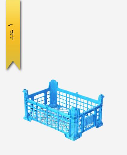 سبد میوه پلاستیکی 5kg کد K - نویان پلاست