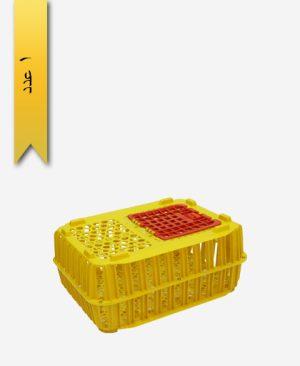 سبد مرغی پلاستیکی - نویان پلاست