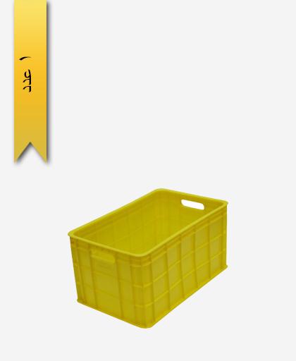 سبد لبنیاتی پلاستیکی کد 102 - نویان پلاست