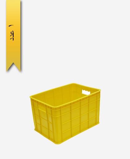 سبد لبنیاتی پلاستیکی کد 201 - نویان پلاست