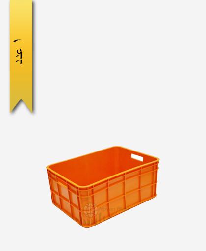 سبد لبنیاتی پلاستیکی کد 204 - نویان پلاست