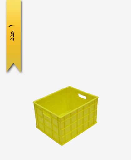 سبد لبنیاتی پلاستیکی کد 111 - نویان پلاست