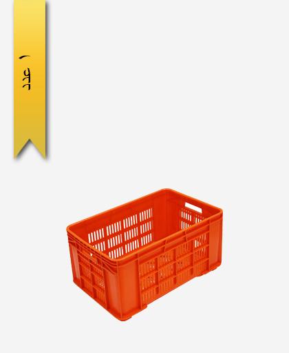 سبد لبنیاتی پلاستیکی کد 105old - نویان پلاست