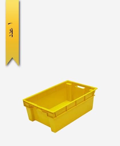 سبد لبنیاتی پلاستیکی کد 112 - نویان پلاست