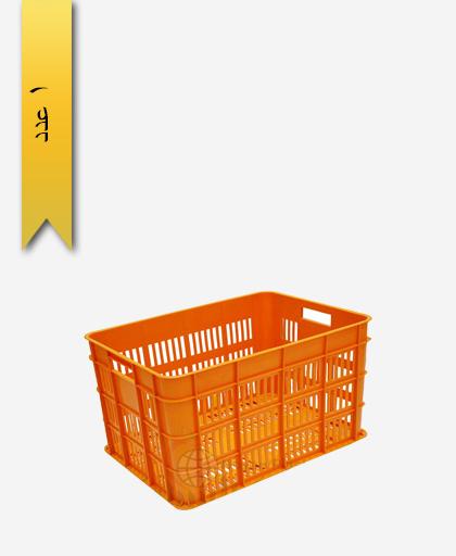 سبد لبنیاتی پلاستیکی کد 205 - نویان پلاست