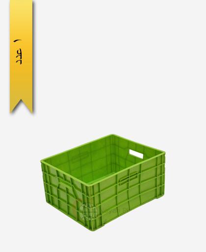 سبد لبنیاتی پلاستیکی کد 116 - نویان پلاست