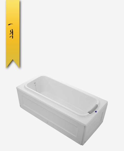 وان حمام لوكس مدل سنی وان کد 329 - سنی پلاستیک