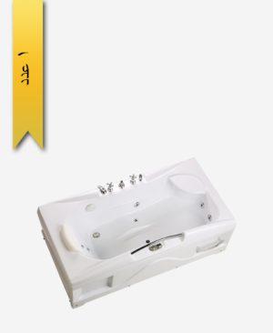 جکوزی مدل ایدهآل کد 607 یک نفره - سنی پلاستیک