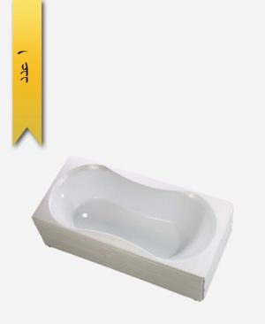 وان حمام مدل کاسپین کد 612 - سنی پلاستیک