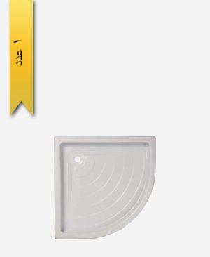 زیر دوشی کنج مدل بالتیک کد 620 - سنی پلاستیک