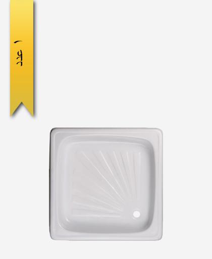 زیر دوشی مربع کد 974 مخصوص کابین حمام - سنی پلاستیک