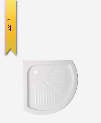 زير دوشی کابين دوش گوشه کد 975 - سنی پلاستیک