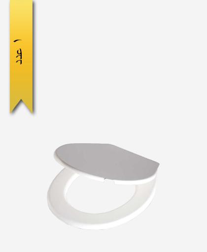 درب توالت فرنگی کد151 مدل سراب صدفی - سنی پلاستیک