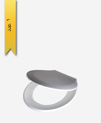 درب توالت فرنگی کد 159 مدل سراب 1 - سنی پلاستیک